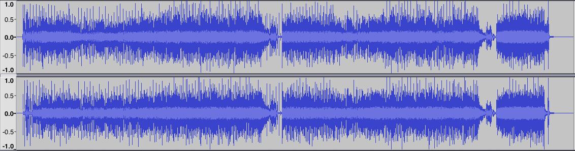 Strange-looking waveforms – am I doing something wrong? SOLVED