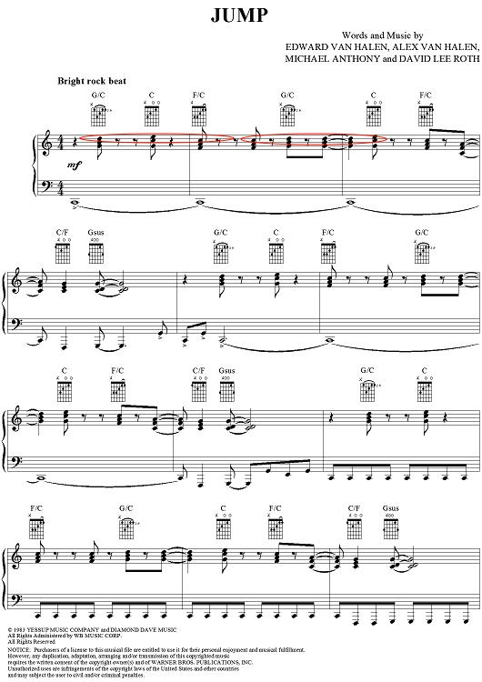 YOU REALLY GOT ME Chords Van Halen EChords - oukas.info